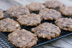 Sweet Potato Breakfast Cookies | www.thepaleomama.com