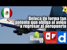 Pasajero defeca de forma tan potente que obliga al avión a regresar al a...