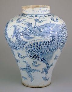 Dragon Jar  Korea, Joseon Dynasty  The Minneapolis Museum of Art