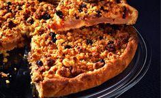 Recette de tarte aux