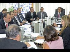 Em reunião, líderes fazem nova tentativa de acordo sobre comissões temát...
