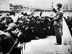 Spain - - GC - Carlist requetés receive the benediction before an assault on Irun - 1936 Renowned for their fierce dedication to Cath. Spanish War, Facing The Sun, Illustrations, Civilization, 21st Century, Catholic, Empire, Pictures, Melting Pot