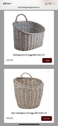 Laundry Basket, Wicker Baskets, Home Decor, Homemade Home Decor, Decoration Home, Bathroom Laundry Hampers, Woven Baskets, Interior Decorating