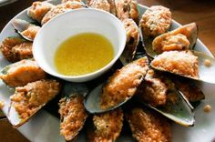 mussel is one of the well known sea food in Cavite, you can have it in a low price because Cavite is rich in mussel