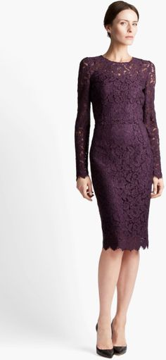 Love this: Lace Dress @Lyst