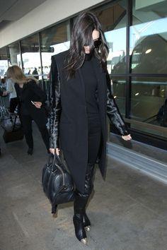 Kendall Jenner Photos - Kendall Jenner is Seen at LAX - Zimbio