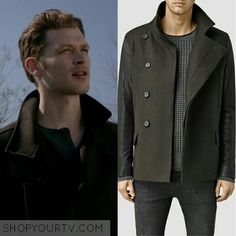 Klaus Mikaelson Fashion, Clothes, Style and Wardrobe worn on TV Shows | Shop Your TV