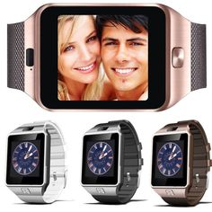 Smart Watch Digital Clock DZ09 u8 with Men Bluetooth Electronics SIM Card Smartwatch For Camera Android Phone Wearable Devices
