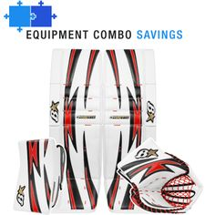 G-Netik Pro-$2400-All white, 36+2....definitely wish list-Regular Glove-Regular Blocker