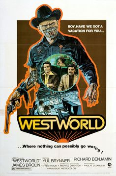 In honor of the upcoming WESTWORLD TV series, journo and film programmer Heidi Honeycutt looks at the original 1973 film and its influence on science fiction entertainment.