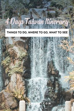 Easy and Affordable 4 Days Taiwan Itinerary for Traveling Groups. Itinerary for a Trip to Taiwan. Itinerary for a trip to Taiwan with day trips. Taiwan Travel, China Travel, Taiwan Itinerary, Travel Guides, Travel Tips, Travel Advice, Backpacking Asia, Group Travel, Travel Destinations