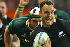The Rugby Championship: All Blacks.
