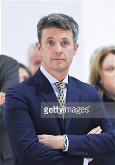Crown Prince Frederik of Denmark attends official visit to Canada - Day 3 at The Hudson's Bay on September 2014 in Toronto, Canada. Denmark Royal Family, Danish Royal Family, Prince Frederik Of Denmark, Danish Royalty, Handsome Prince, Hudson Bay, Queen Mother, Princesa Diana, Princess Mary