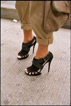 I could see Tammy Faye Baker in these....R.I.P. Tammy Faye.....You were so cute.....