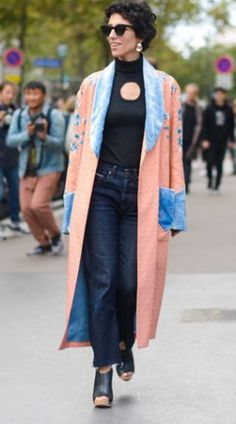Yasmin Sewell Street Style, Vogue, Fashion Week