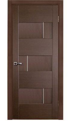"""""""Dominika"""" Wenge Oak Modern Interior Door"""