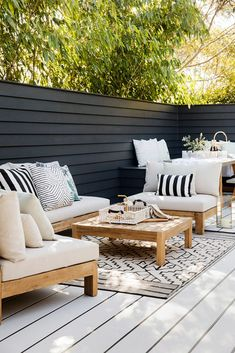 Outdoor Rooms, Outdoor Sofa, Outdoor Furniture Sets, Outdoor Decor, Ikea Outdoor, Patio Furniture Cushions, Outdoor Living Areas, Outdoor Cushions, Outdoor Dining