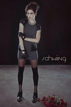Robe Milan de Schwiing.  #schwiing  #modemtl  #petiterebelle #nouvellecollection