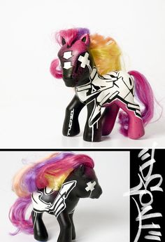 Custom My Little Pony by ~frazbot on deviantART