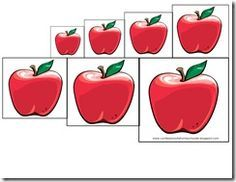 apple size sort plus many other printables