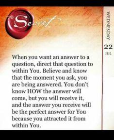 The Secret Motivational Quotes