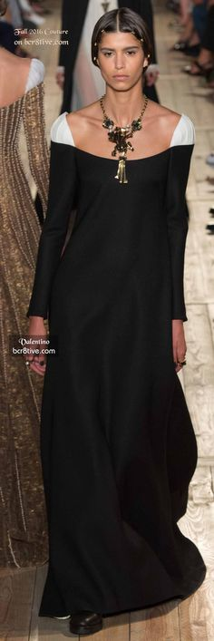 Valentino - The Best Fall 2016 Haute Couture Fashion