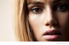 Suki Waterhouse Fronts Burberry Fresh Glow Makeup Campaign
