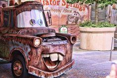Walt Disney World - Hollywood Studios Disney/Pixar's Cars Mater