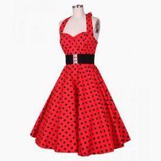 """yo elijo coser: Patrón gratis: vestido de fiesta estilo """"retro"""" 1950 - Free pdf Pattern size S M L XL"""