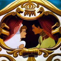 Cinderella and Prince Charming happily ever after Walt Disney, Disney Couples, Disney Love, Disney Magic, Disney Stuff, Disney Animated Films, Disney Films, Disney Pixar, Disney Nerd