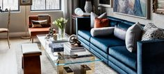 Carlyle Designs - West Village Residence