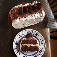 How come you are able to make that kind of delicious cake?