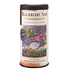 Best tea ever!  They say it is for wisdom, all I know is it makes me happy every time I drink it.  I have mine with cream and sugar.  Fantastic!