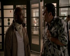 The Sopranos: Season 6, Episode 4 The Fleshy Part of the Thigh (2 Apr. 2006)