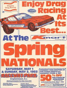 5307f151735e Raceway Park - Englishtown