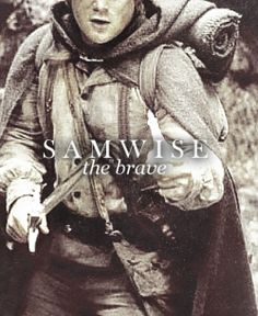 Samwise Gamgee  #lotr #tolkien