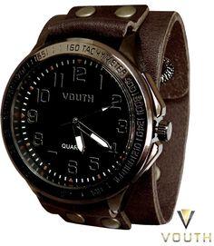 Relógio Bracelete    Visite nossa FanPage : https://www.facebook.com/Passarella-Brasil-212170078859412/?fref=ts Visite nosso site: www.passarellabrasil.com.br   #passarellabrasil  #relógiovouth  #vouth