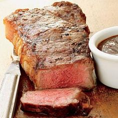 Jamie Purviance shows you the way to grill a perfect steak for maximum flavor and juiciness.