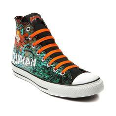 Converse All Star Aquaman Hi Sneaker, Aquaman   Journeys Shoes