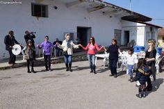Παραδοσιακά γιορτάστηκαν τα Κούλουμα στον Τρίλοφο (φωτογραφίες, βίντεο)