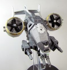 S11 Warhammer 40k Space Marine Storm Talon conversion Orca