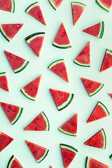 Watermelon background by Ruth Black for Stocksy United