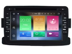 Android 6.0 CAR Audio DVD player FOR RENAULT Sandero/Dokker/Lodgy gps Multimedia head device unit receiver BT WIFI