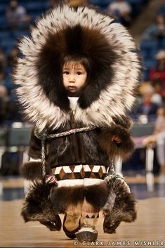 Taken at the World Eskimo Indian Olympics, Carlson Arena, Fairbanks, Alaska  COPYRIGHT:© 2008 Clark James Mishler