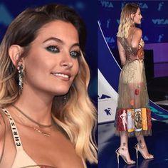 "Paris Jackson denounces ""white supremacist jerks"" in MTV VMAs speech"