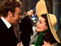 I would like to be a southern belle. I would like to make a dress out of curtains. I would love to marry Rhett Butler. =)