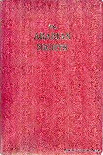 The Arabian Nights, Intro by Orton Lowe Arabian Nights, First Night, Books, Libros, Book, Book Illustrations, Libri