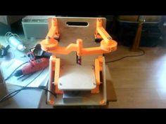 3ders.org - RepRap Wally beta kit makes first moves | 3D Printer News & 3D Printing News