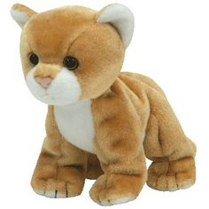 TY Beanie Baby - LINAH the Baby Lion (Internet Exclusive) (5 inch). Kids Toy  Store bef60666408c