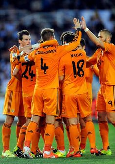 One team. #halamadrid